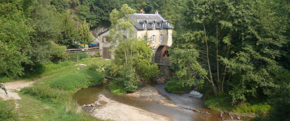 Gîte du Moulin de Montécot